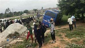 Jeux De Footballeurs : c te d 39 ivoire mali elibou le car transportant les footballeurs maliens fait un accident apr s ~ Medecine-chirurgie-esthetiques.com Avis de Voitures