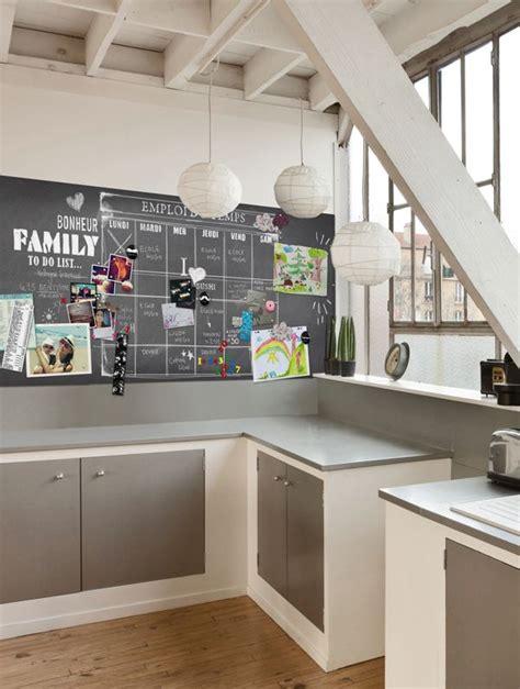 id馥 papier peint cuisine papier peint cuisine 4 murs 8 1000 id233es 224 propos de peinture magn233tique sur chambre kirafes