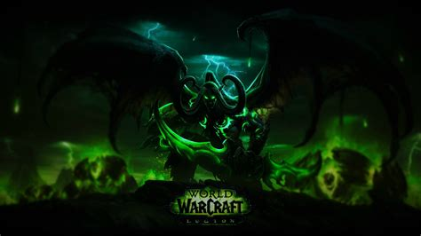 Legion Animated Wallpaper - illidan quot the betrayer quot mv tribute world of warcraft