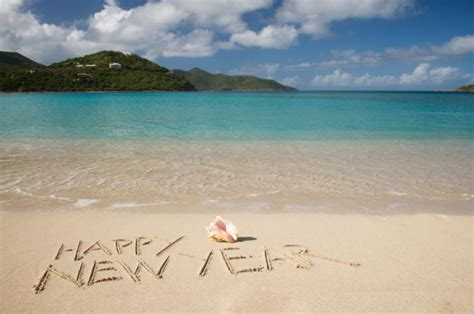 Happy New Year Beach Images & Latest Pictures Download
