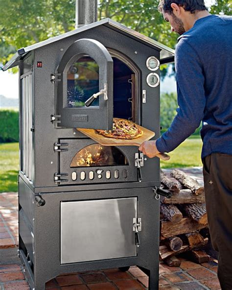 wood outdoor fired fontana ovens oven pizza gusto cooking sonoma williams scroll previous