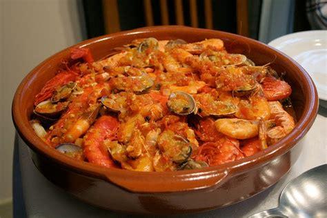 cuisine traditionnelle espagnole recettes de bouillabaisse idées de recettes à base de