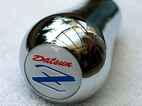 Datsun Shift Knob by Datsun Acessory Parts At Brazilshopping Paradise Knobs