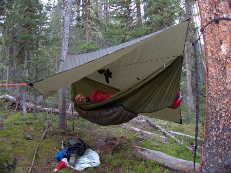 Hammocks Backpacking by Gear List Backpacking Hammock Forest High Use Zone