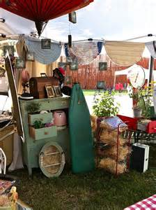 Flea Market Booth Set Up Ideas