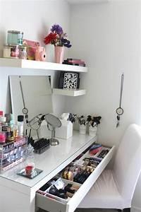 Rangement De Maquillage : 52 id es de rangement make up en photos et vid os bedroom pinterest boite de rangement ~ Melissatoandfro.com Idées de Décoration