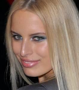 British brunette ponytail mature