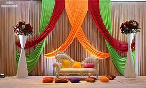 Wedding Stage Decoration Wedding Decorations Natural ...