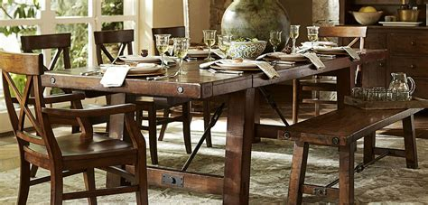 coastal kitchen table and chairs the design our benchwright dining table 8240