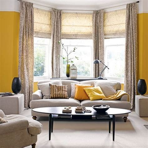 living room curtain ideas for bay windows traditional living room ideas ideas for home garden