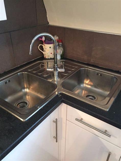Kitchen Sink Ideas by Corner Kitchen Sink Design Ideas Throughout Inspirations