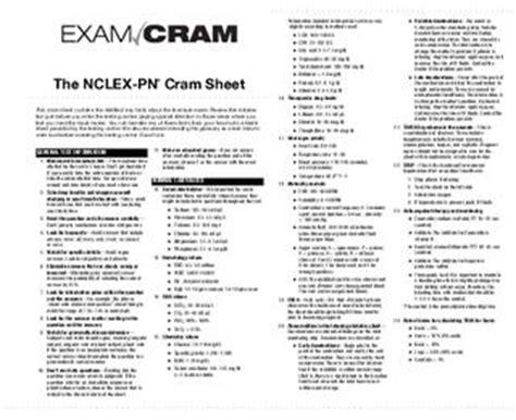 pearson cram sheet  wayne clarke issuu