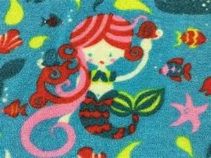 Stoffe Zum Nähen Kaufen : stoffe gemustert frottee stoff kleine meerjungfrau ein designerst ck von meine kleine kinder ~ Buech-reservation.com Haus und Dekorationen