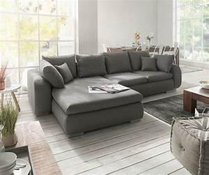 Otto Möbel Couch : delife couch maxie grau 330x178 cm schlaffunktion otto ~ Indierocktalk.com Haus und Dekorationen