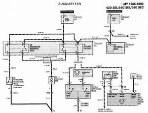 Wire Diagram 1986 Mercedes Benz  Wire  Free Printable