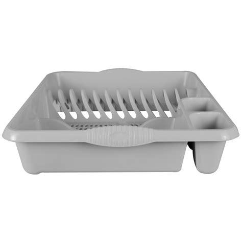 high grade large casa plastic draining board plate cutlery sink tidy rack holder ebay