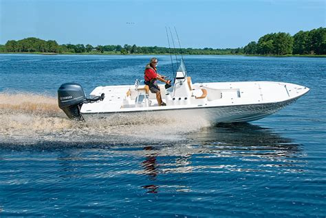 Bay Boat Must Haves by Review Of Sea Born S Fx Tournament Bay Boats