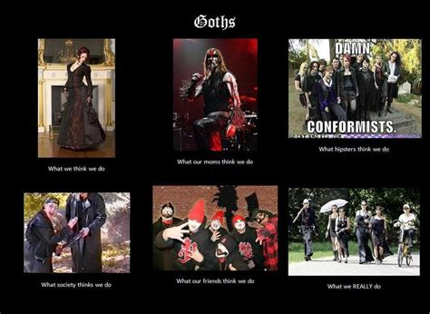 Goth Memes - pin by alesia shank on goth stuff to show alaina pinterest meme goth and the o jays