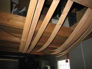 Cintrer Du Bois : un support de hamac en bois cintr lamell coll ~ Melissatoandfro.com Idées de Décoration