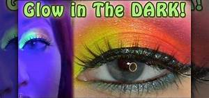 How to Create a glow-in-the-dark raver makeup look ...