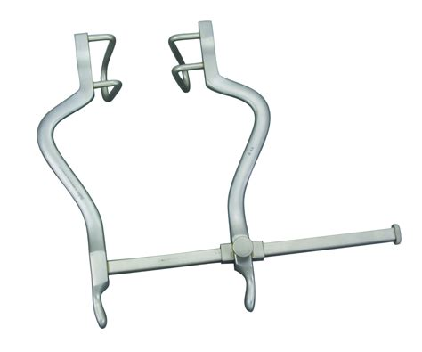 "11-400 Integra Miltex, Gosset Retractor, 4"" Spread, 1"" X ..."
