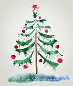 1000 images about Christmas card ideas to paint on