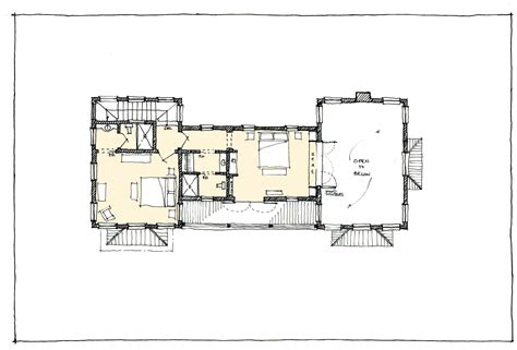 home plans with guest house small guest house floor plans small guest house with loft