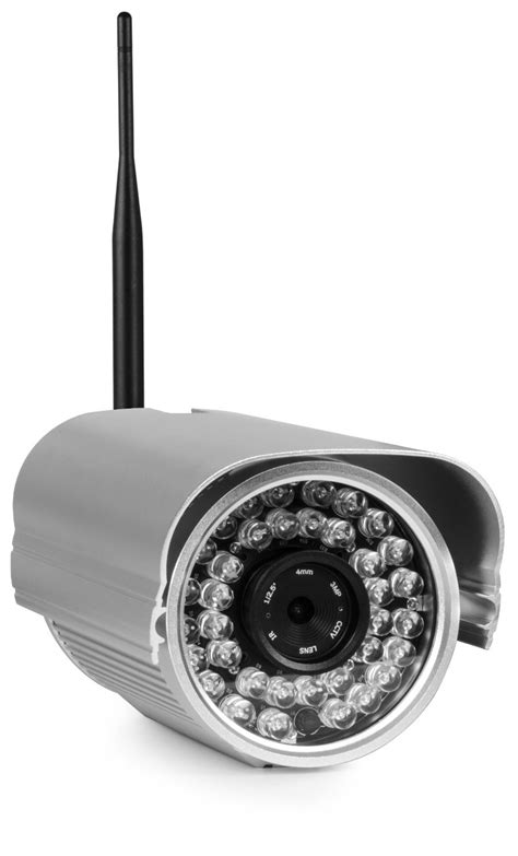 Foscam FI9805P H.264 Megapixel Outdoor Wireless IP Camera