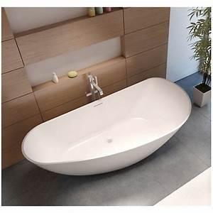 Freistehende Whirlpool Badewanne : riho granada freistehende badewanne 190 x 90 cm bs20 megabad ~ Indierocktalk.com Haus und Dekorationen