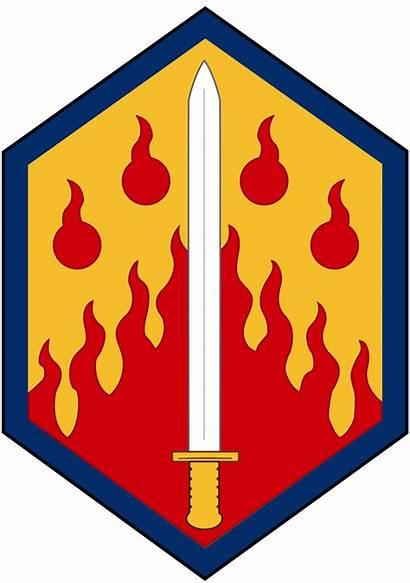 Chemical 48th Brigade Svg Insignia States United