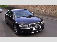 PART 13 2004 AUDI A8 30 TDi QUATTRO SPORT REVIEW, IN