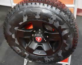 Firestone Camo Tires