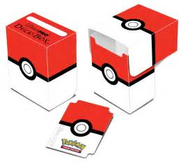 pokemon full view deck box