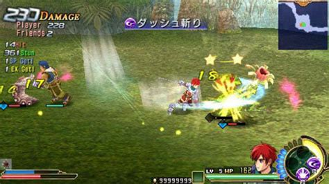 ys  game psp playstation