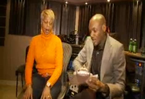 2face & Mary J Blige Cooking Up Something In The Kitchen