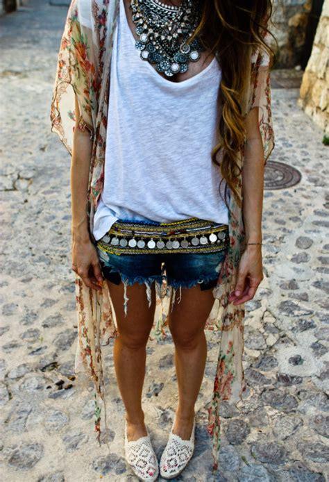Hippie boho festival gypsy boho fashion boho chic hippie style gypsy fashion wraps boho style ...