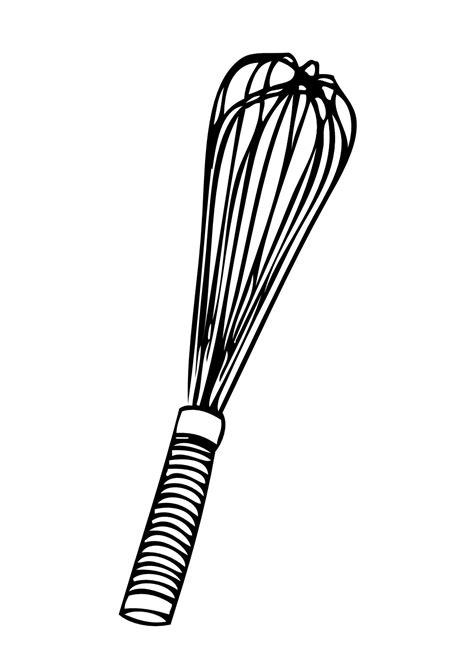 dessin ustensile de cuisine ustensiles de patisserie dessin