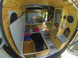 Fabriquer Mini Caravane : comment amenager mon kangoo ~ Melissatoandfro.com Idées de Décoration