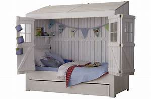 Bett Als Haus : kinderbett haus bett ihr traumhaus ideen ~ Lizthompson.info Haus und Dekorationen
