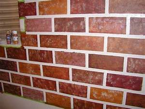 Interior brick wall painting ideas for Paint ideas for interior brick walls