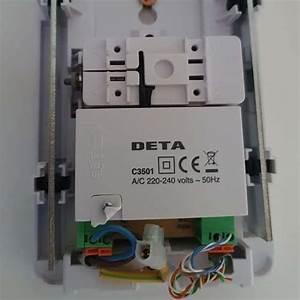 How To Convert A Deta Doorbell To A Ring Doorbell Pro