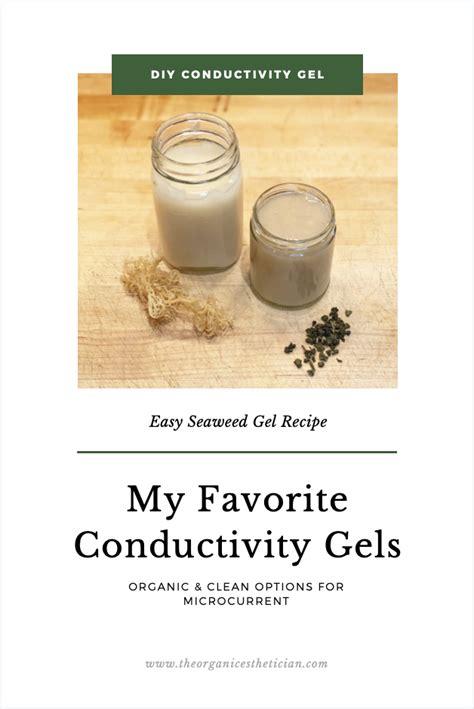My Favorite Conductivity Gels + DIY Conductivity Gel