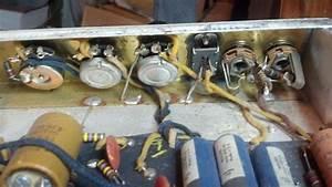 Fender Bassman Blackface Amp S  N 73 Refurbishment
