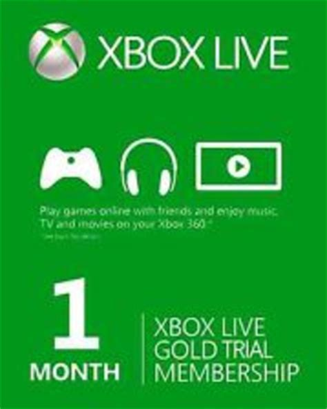 Check spelling or type a new query. Free: 1 MONTH XBOX LIVE GOLD MEMBERSHIP CODE - Video Game Prepaid Cards & Codes - Listia.com ...