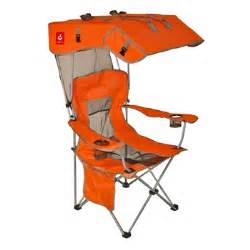 Renetto Canopy Chair With Footrest by Renetto Original Canopy Chair Orange