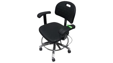static solutions introduces the seatiatm ch 4985 esd chair