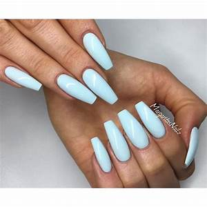 Best 25+ Baby blue nails ideas on Pinterest | Sky blue ...