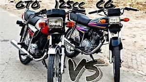 Motor Kawasaki Gto 125 2t
