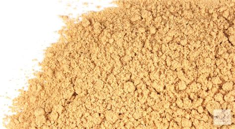 Organic Powdered Ginger Root