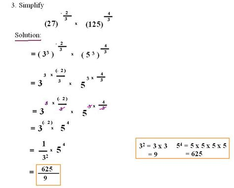 all worksheets 187 exponents and scientific notation